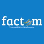 Factom総合 グループのロゴ